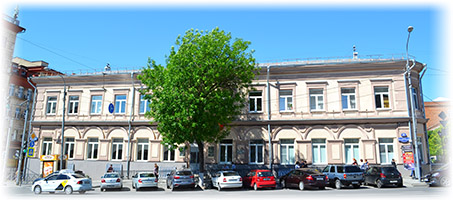 Фотография школьного здания