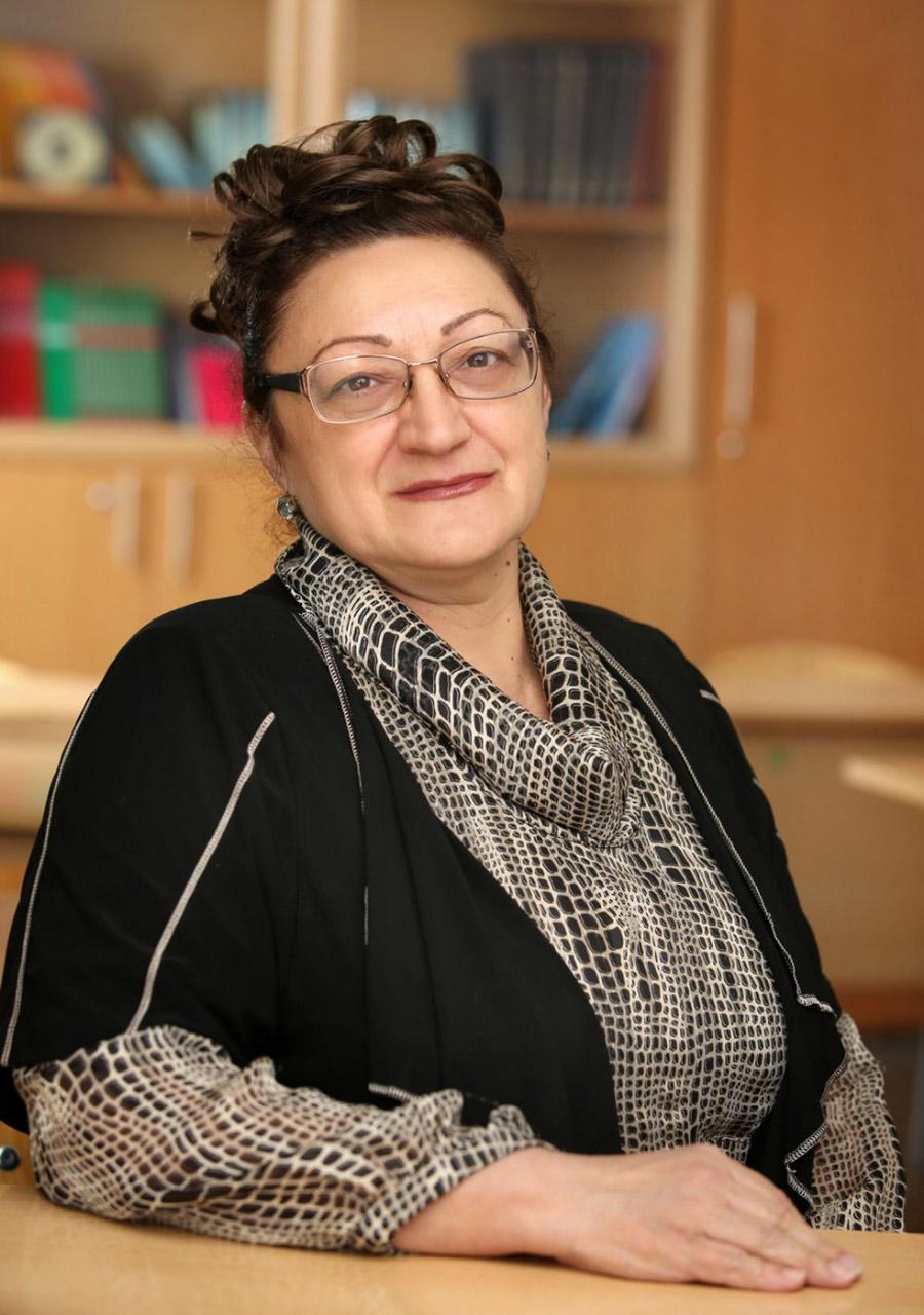 Намятышева Галина Владимировна