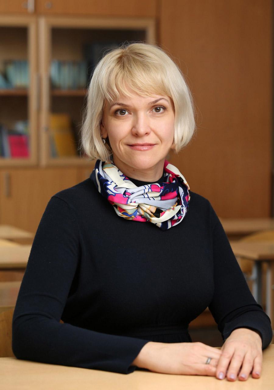 Родченко Ирина Андреевна